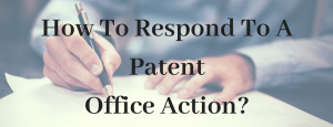 Patent Office Action Responses